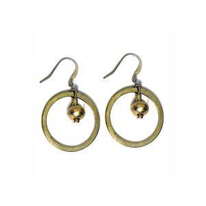 Stylish Hoop Ethiopian Earring