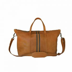 Beautiful Weekender Bag of Ethiopia