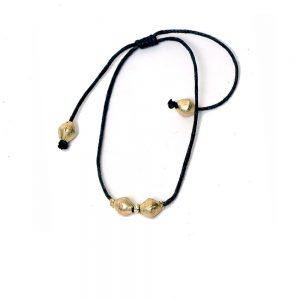 Ethiopian Wax-cord Bracelet
