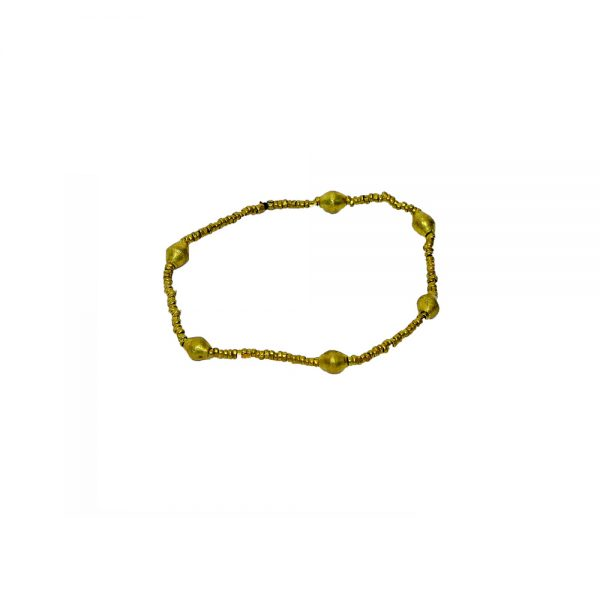 Ethiopian Beautiful Brass Bracelet