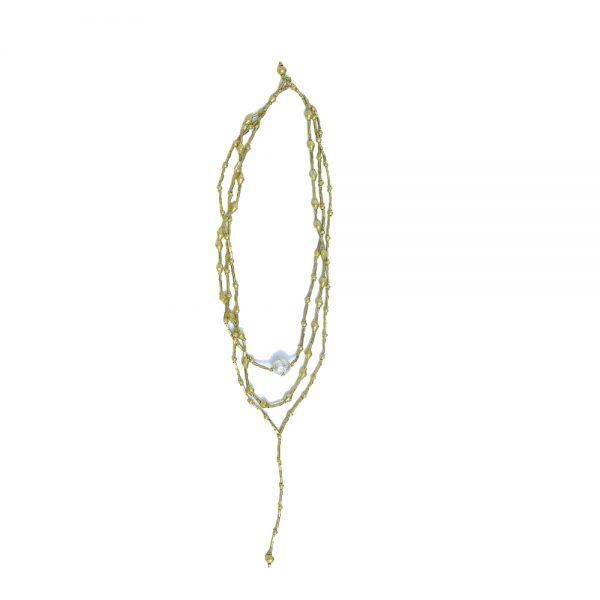 Ethiopian Necklace,Entoto_Design_30N-S330