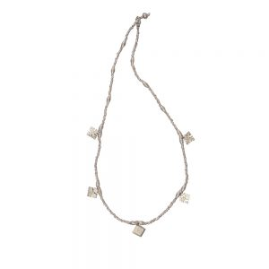 Ethiopian Beautiful Silver-plated Necklace