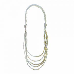 Beautiful Ethiopian Multi-Strand Necklace