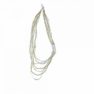 Classic Ethiopian Multi Strand Necklace
