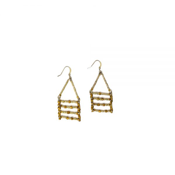 Stylish Ethiopian Fair Trade Earring